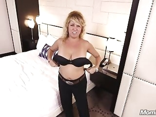 Busty Natural MILF gets Anal Cream Pie top rated mature porn