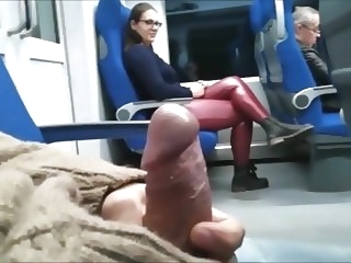 strangers in the night flashing handjob porn